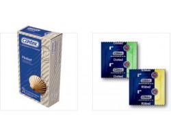 Презервативы CONTEX Relief, 12 шт.