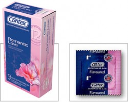 Презервативы CONTEX Romantic, 12 шт.