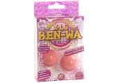 Тяжелые вагинальные шарики розового цвета X-LARGE BEN WA BALLS