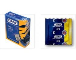 Презервативы увеличенного размера CONTEX №3 Extra Large, 3 шт.