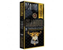 Презервативы  DOMINO Glamour Barselona - 3 шт.