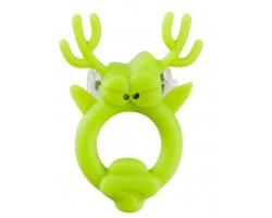 Вибронасадка Beasty Toys Rockin Reindeer в форме оленя