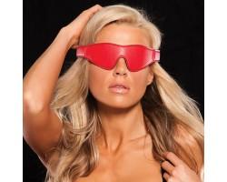 Красная маска на глаза X-Play Bandeau