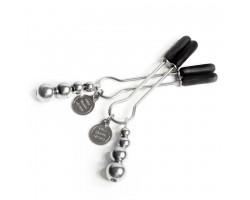 Металлические зажимы на соски Adjustable Nipple Clamps