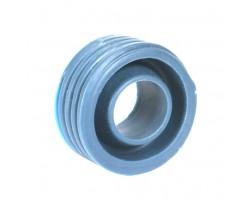 Голубое эрекционное кольцо Bump Cockring