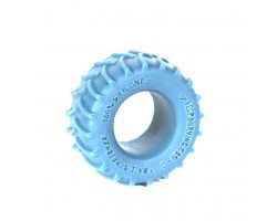 Голубое эрекционное кольцо в форме шины