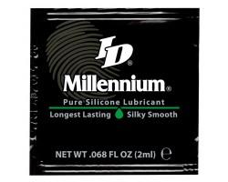 Лубрикант на силиконовой основе ID Millennium - 2 мл.