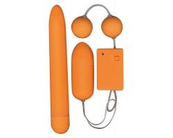 Набор оранжевых стимуляторов FUNKY FUN BOX