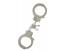 Металлические наручники с ключиками