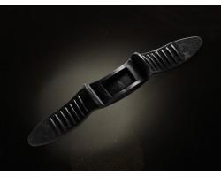 Сменный ремешок для экстендера Jes Extender черного цвета