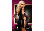 Обворожительное платье WILD, S-M-L, черный