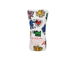 Мастурбатор Keith Haring Soft Tube CUP