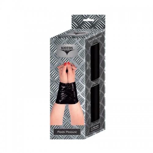 Набор из двух рулонов черной ленты для фиксации - 2 х 150 м.