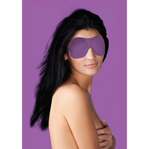 Фиолетовая маска Curvy