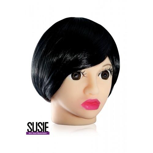 Мастурбатор в форме головы Susie
