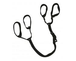 Система ремней-фиксаторов Adjustable Rope Bondage Kit
