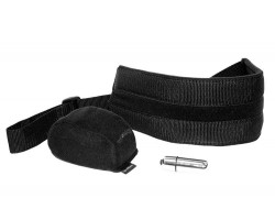 Поддерживающие ремешки с вибрацией S M Vibrating Doggie Style Strap