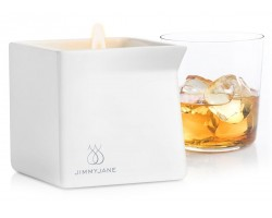 Массажная свеча JimmyJane Afterglow Massage Candle с ароматом бурбона