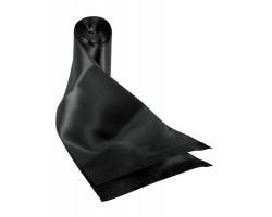 Чёрная лента для связывания Silky Sash Restraint - 122 см.
