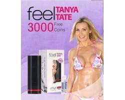 Мастурбатор для секса на расстоянии ONYX TELEDILDONIC MASTURBATOR TANYA TATE