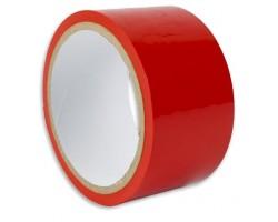 Красная липкая лента для фиксации