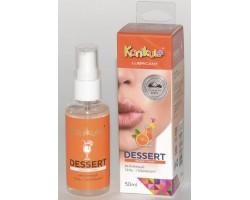 Съедобный лубрикант Desert Orange Chaser с ароматом апельсина и корицы - 50 мл.