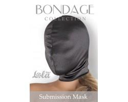 Глухая шлем-маска Submission Mask