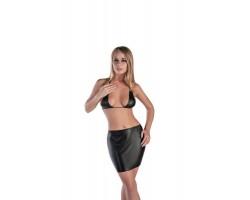 Комплект из лифа и облегающей юбочки