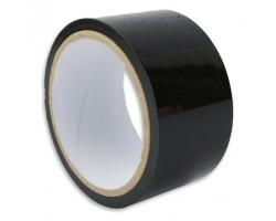 Липкая лента для связывания чёрного цвета