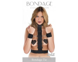 Фиксатор рук к груди Bondage Collection Bondage Tie One Size