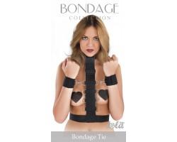 Фиксатор рук к груди увеличенного размера Bondage Collection Bondage Tie Plus Size
