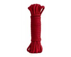 Красная веревка Bondage Collection Red - 3 м.