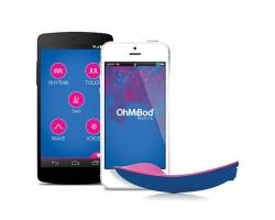 Вибратор со смарт-управлением BlueMotion App Controlled NEX 1
