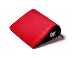 Красная малая замшевая подушка для любви Liberator Retail Jaz