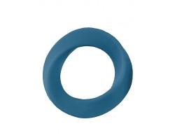 Синее эрекционное кольцо Infinity XL Cockring