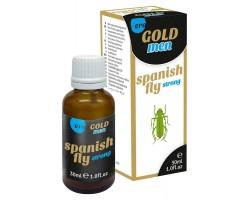 Возбуждающие капли для мужчин Spanish Fly Gold Drops Strong Men - 30 мл.