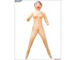 Надувная секс-куколка с 3 любовными отверстиями