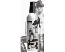 Лубрикант для анального секса с запахом кожи Tom of Finland Rawhide Leather Scented - 236 мл.