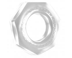 Прозрачное эрекционное кольцо No.43 Cockring