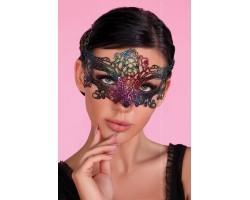 Радужная ажурная маска Mask Rainbow