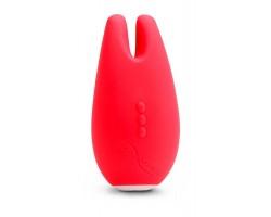Розовый клиторальный стимулятор We-vibe Gala