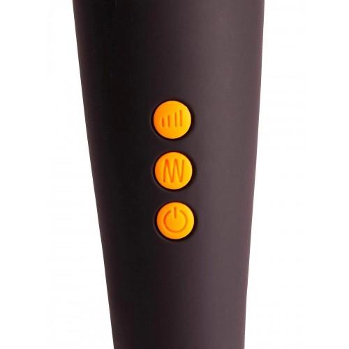 Жезловый вибратор с насадками Supercharged Wand Set
